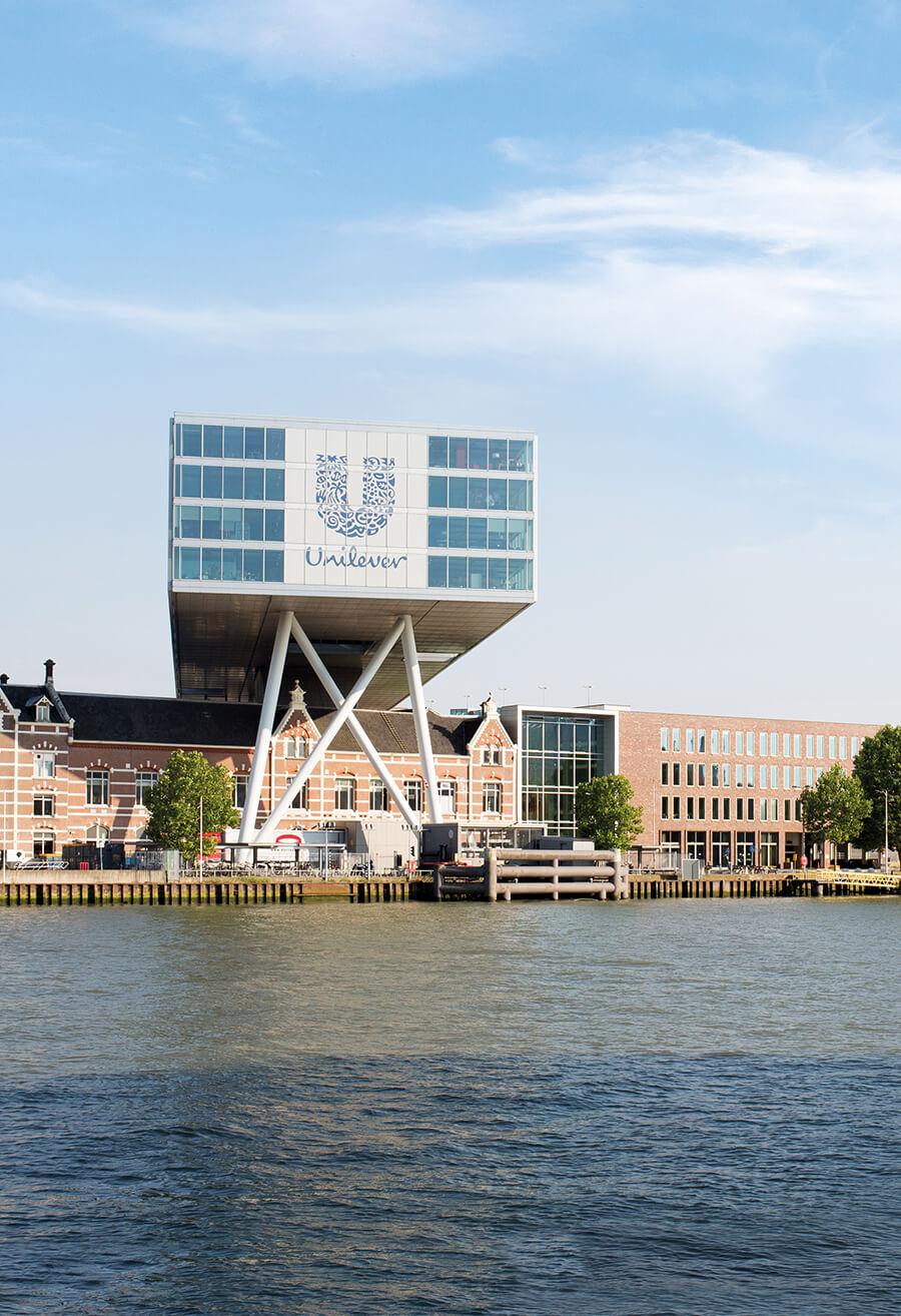 Commodity Trading - Rotterdam Maritime Capital of Europe