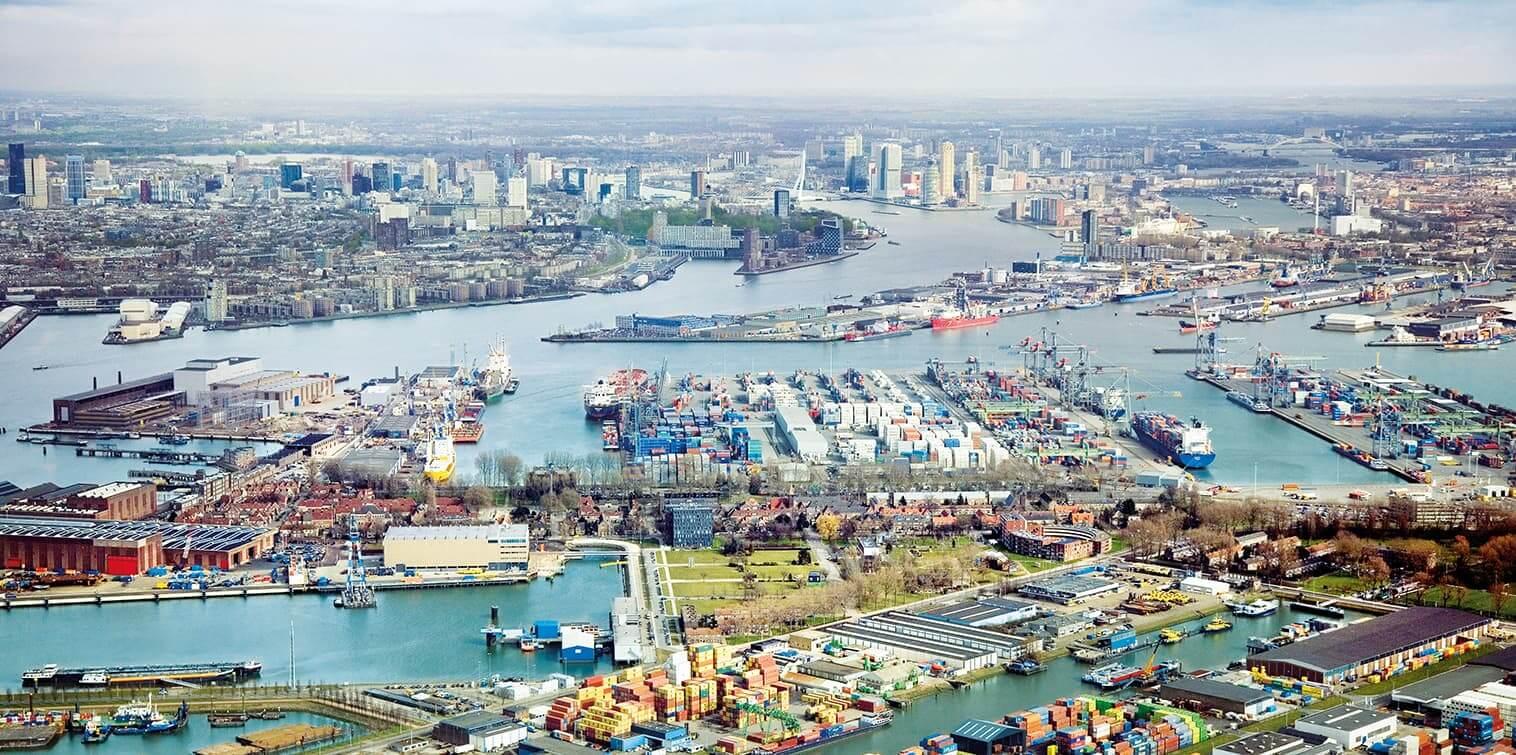 Cijfers Maritieme, Haven- en Binnenvaartmonitor 2020 gepresenteerd