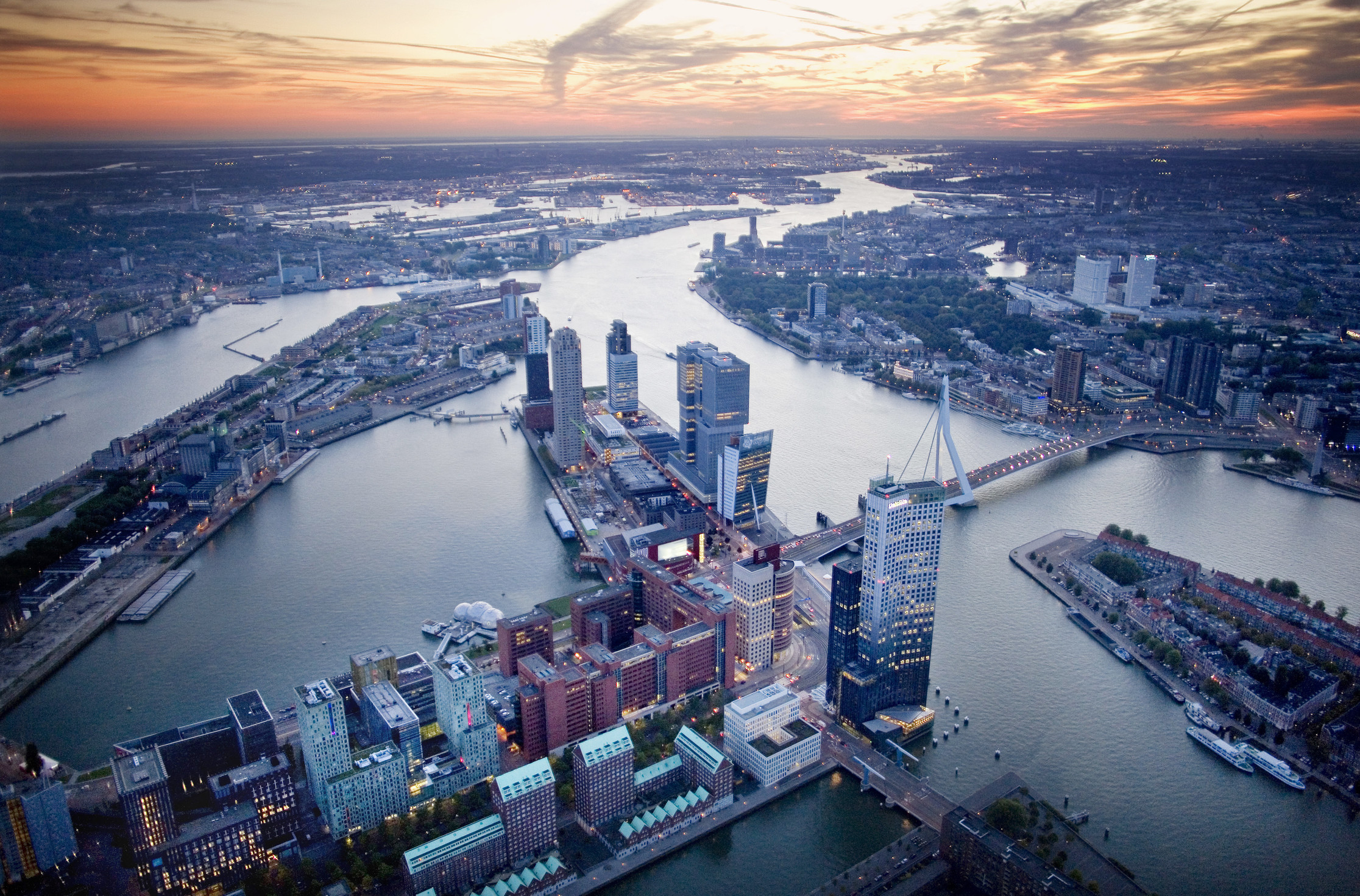 Rotterdam's Make it Happen spirit makes it an ideal location to future-proof your maritime business