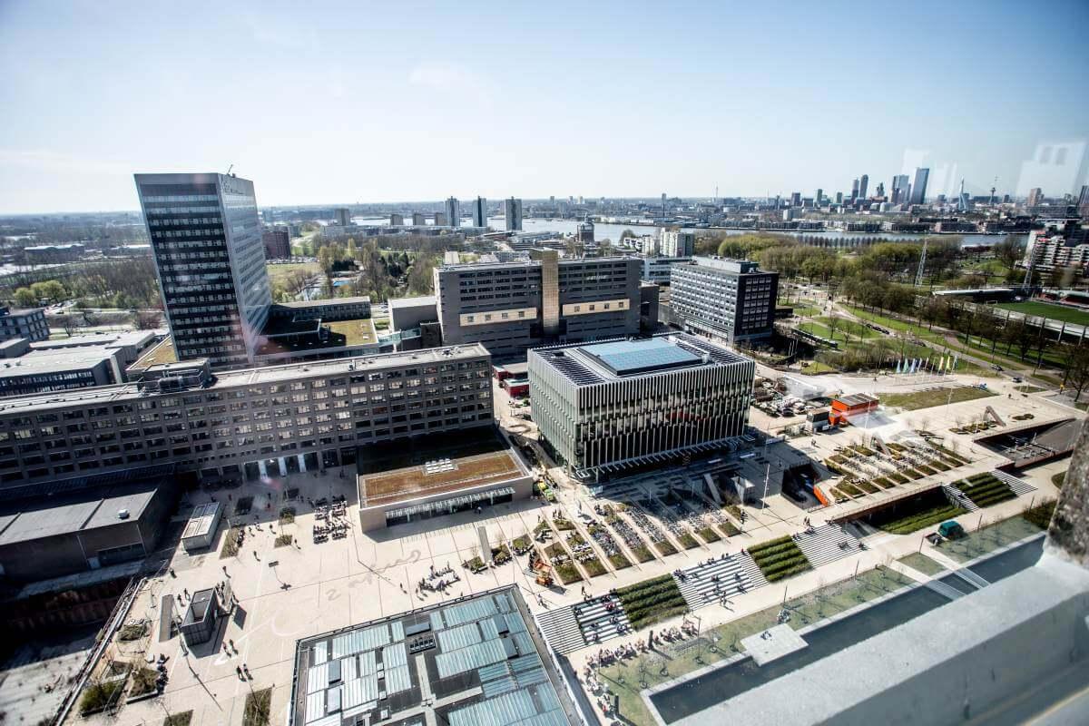 Maritieme kennisnetwerk in de Rotterdamse regio in kaart