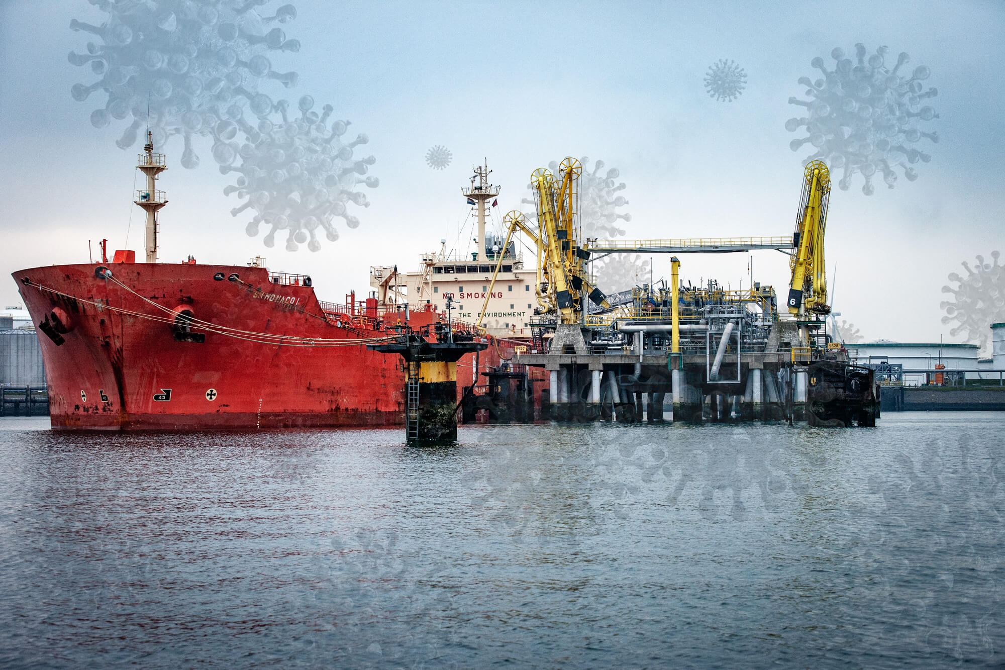 Coronacrisis biedt ook kansen voor de Rotterdamse haven