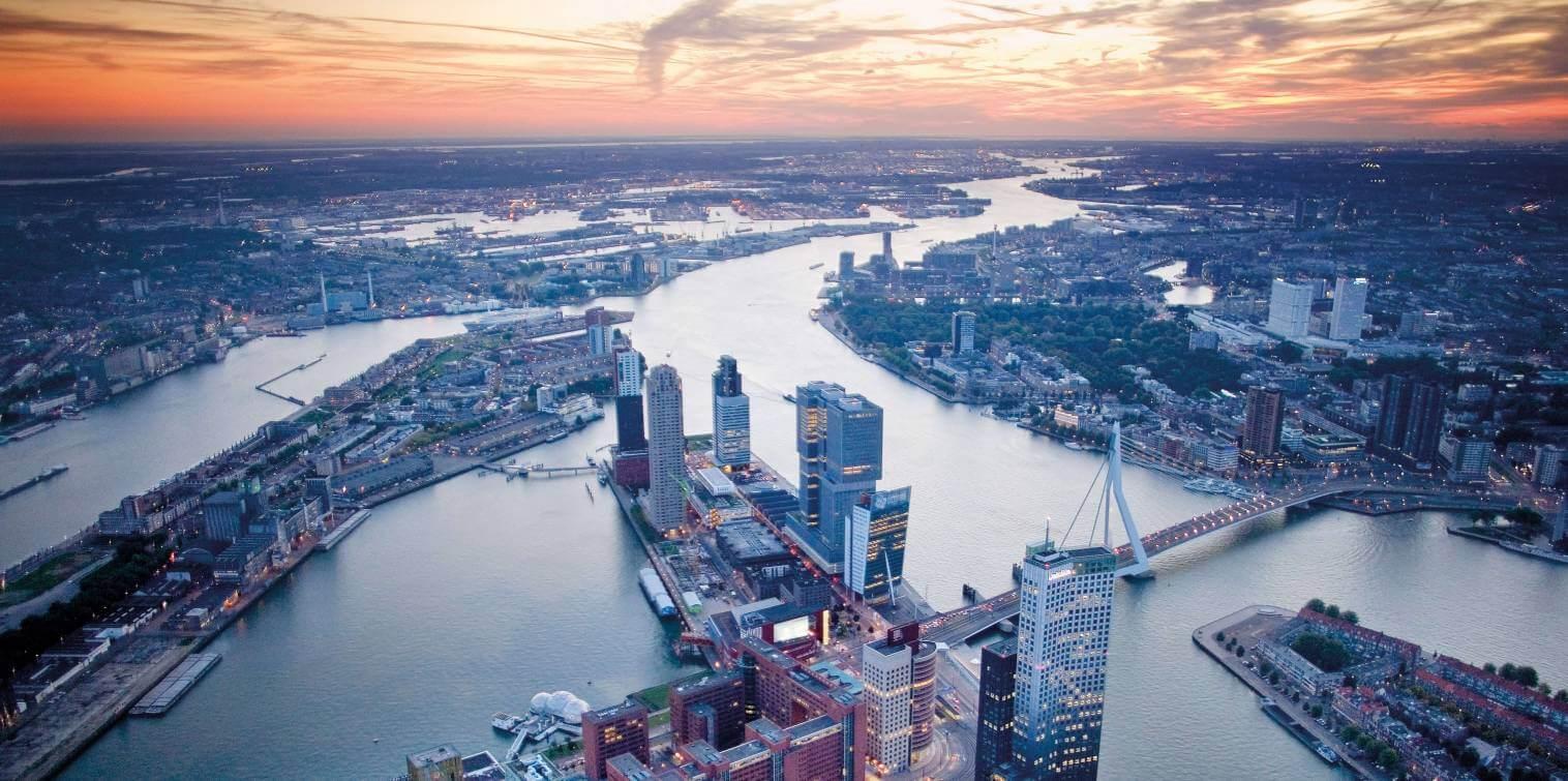 Autonoom varen: koplopersrol voor Rotterdam