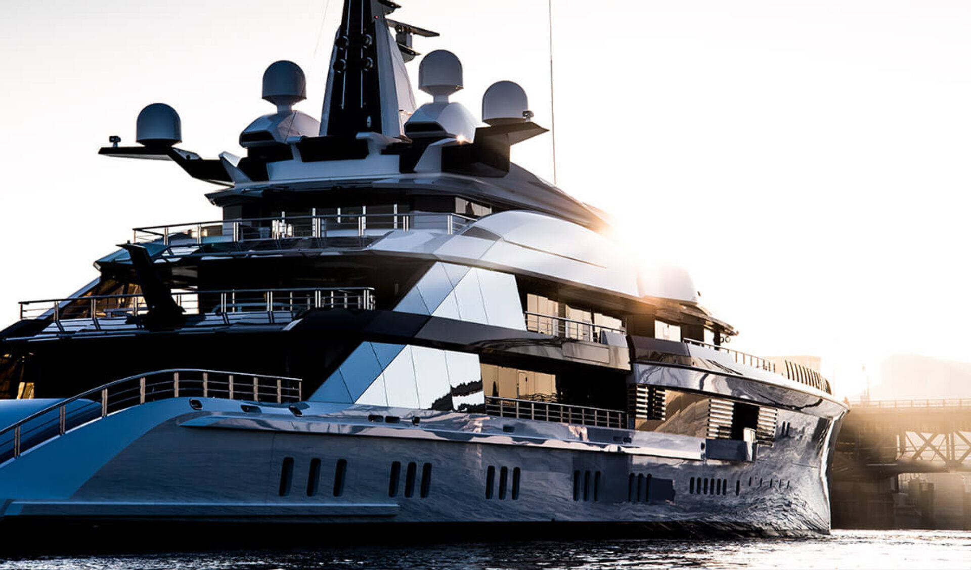 Superyacht - Rotterdam Maritime Capital of Europe