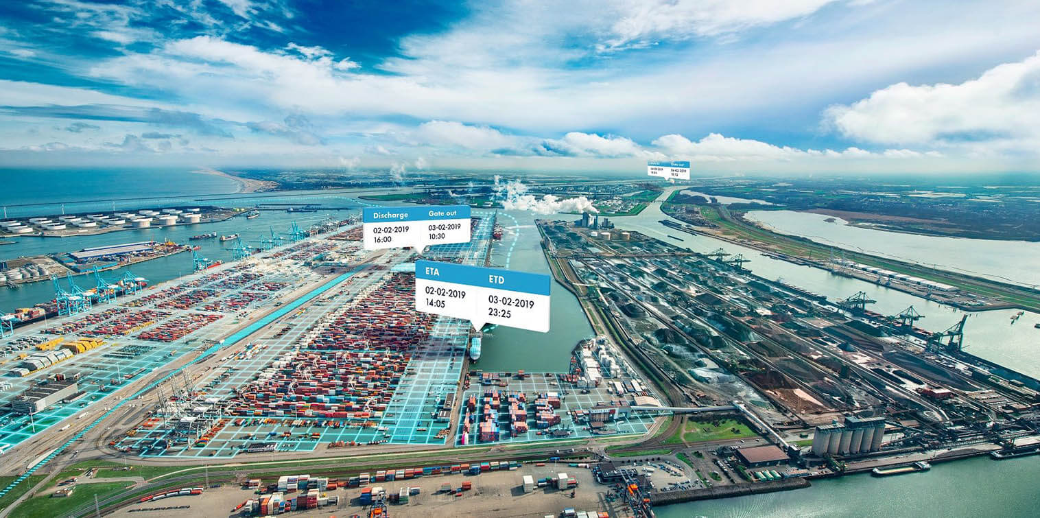 Port of Rotterdam and STC International introduce management course about digitisation