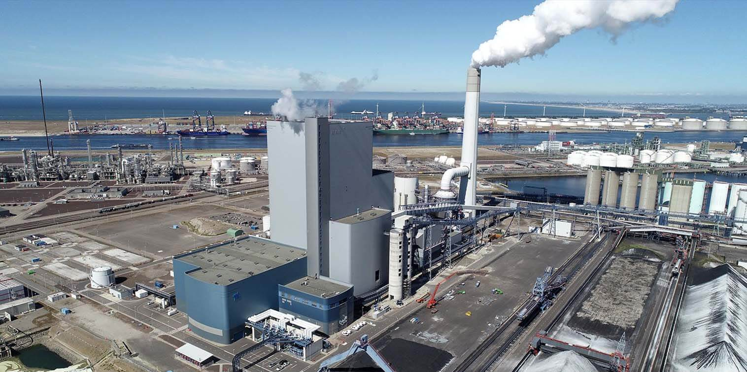 Uniper and Port of Rotterdam Authority start feasibility study for green hydrogen plant at Maasvlakte