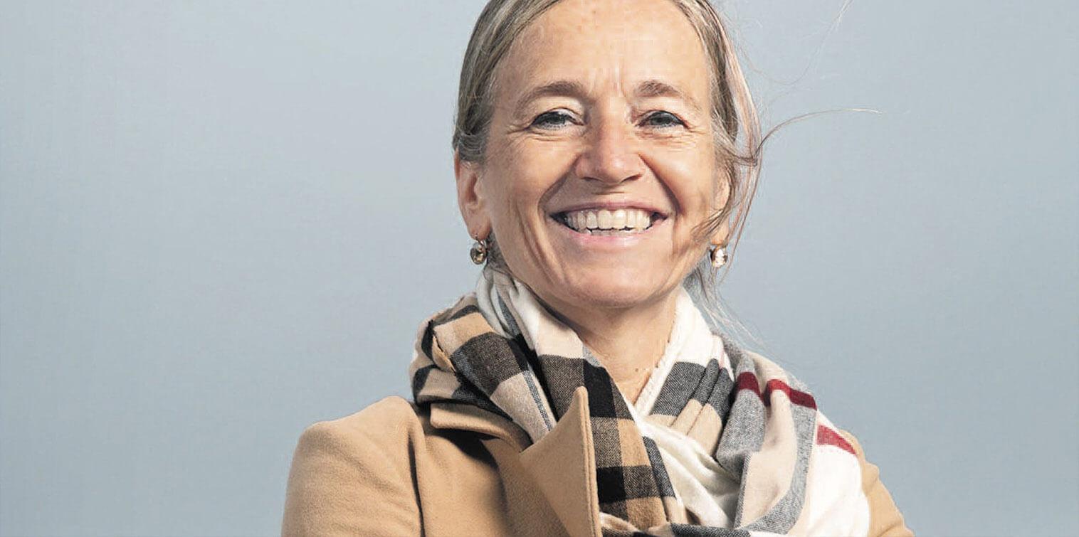 Thecla Bodewes benoemd tot boegbeeld Topsector Water & Maritiem