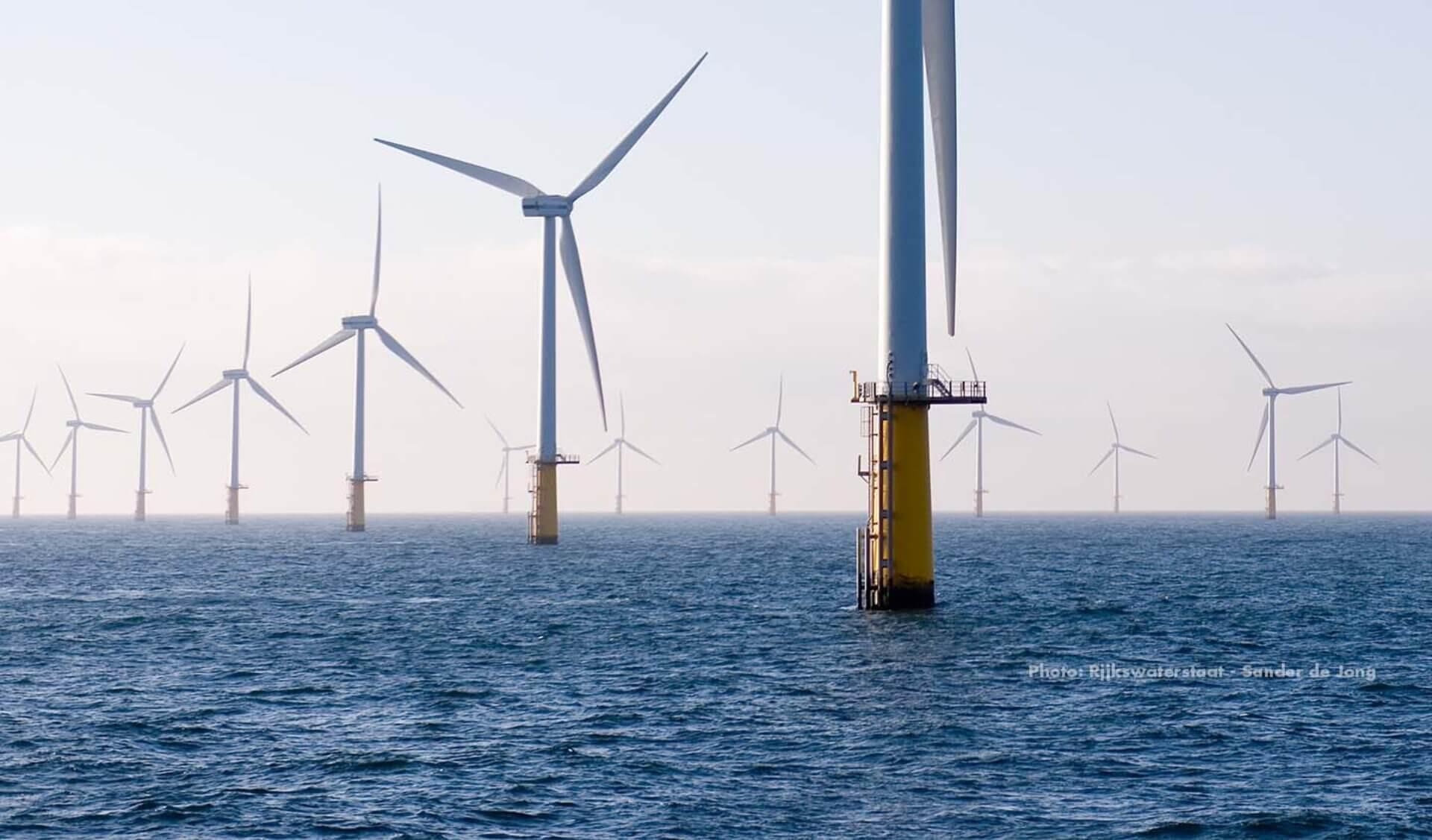 Hydrogen Hub - Offshore Wind - Rotterdam Maritime Capital