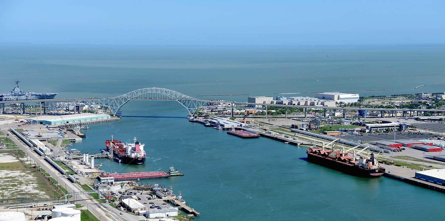 Havens van Corpus Christi en Rotterdam tekenen MoU