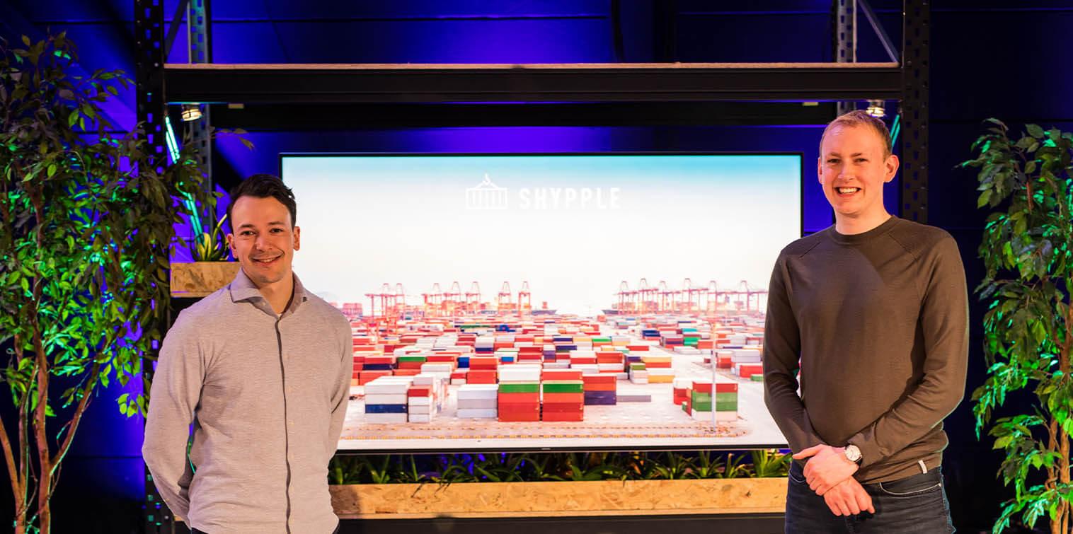 €7 mln voor Rotterdamse expediteurs-revolutie Shypple, het 'Booking' van de zeevaart