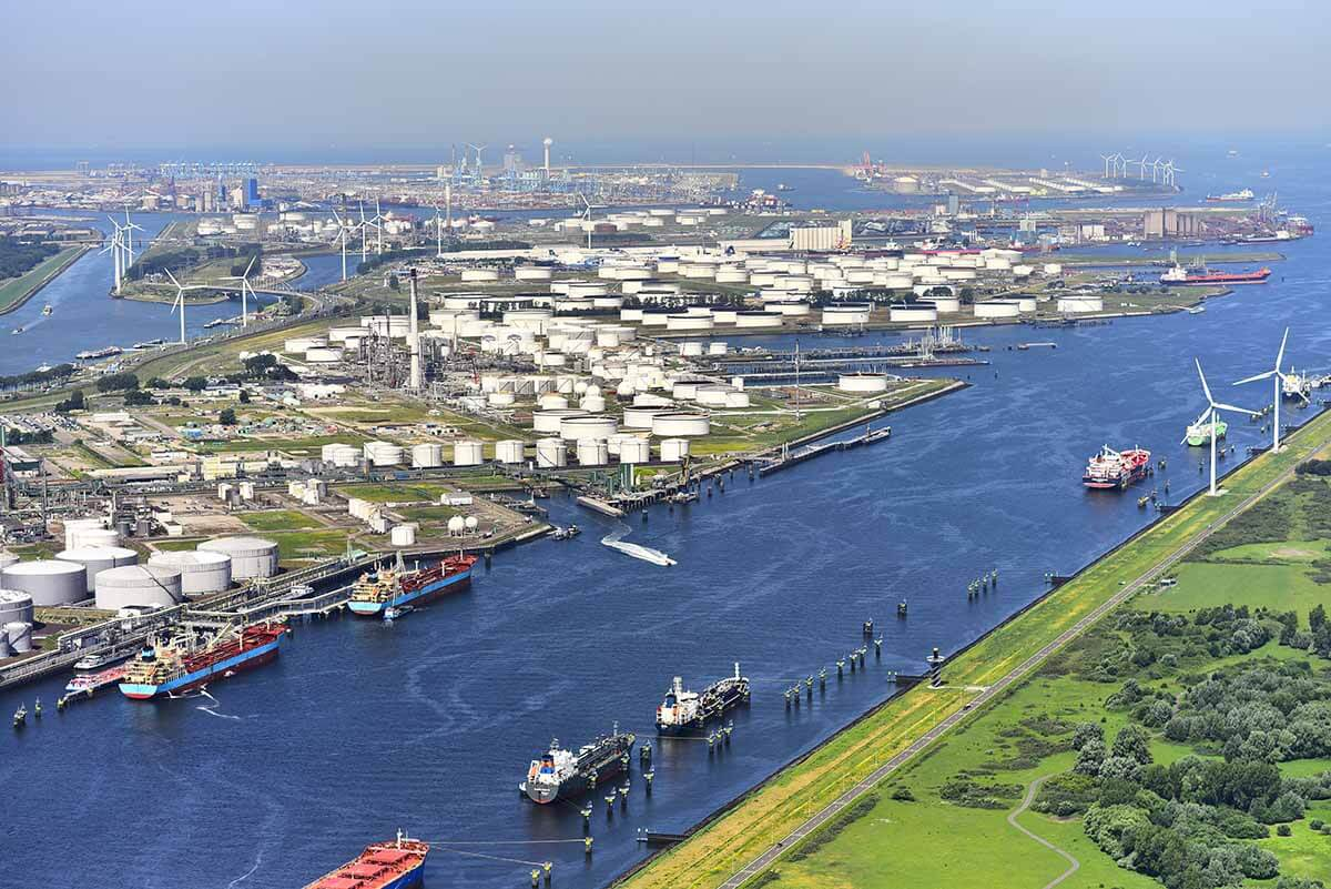 Thyssenkrupp Steel, HKM and Port of Rotterdam jointly investigate setting up hydrogen supply chains