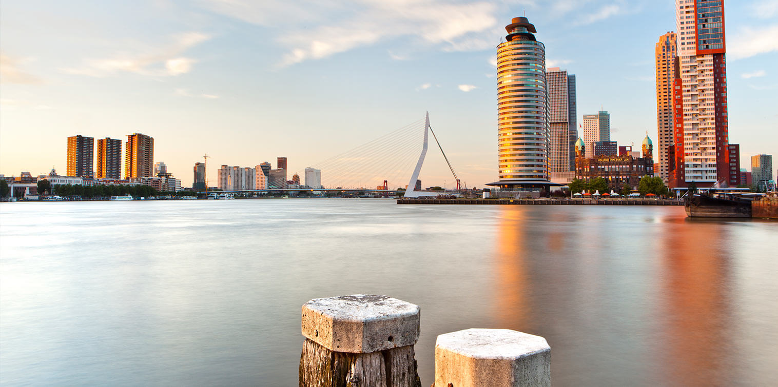Rotterdam, enviable conditions for maritime business services