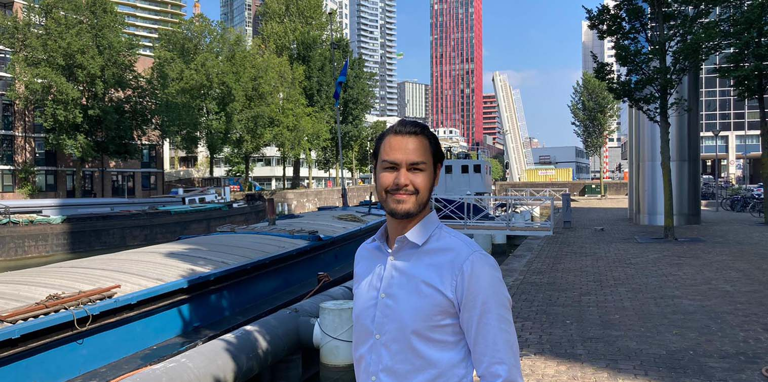 What life's like for a maritime expat in Rotterdam